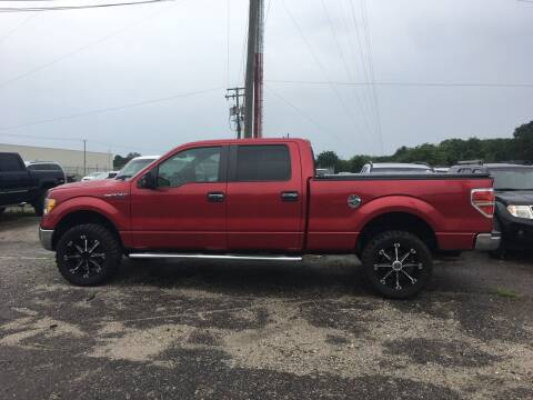 2010 Ford F-150 for sale at Ride One Auto Sales in Norfolk VA