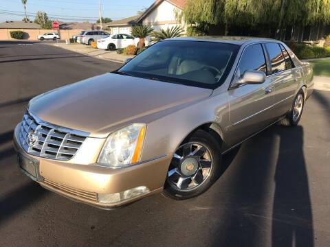 2006 Cadillac DTS for sale at SoCal Motors in Los Alamitos CA