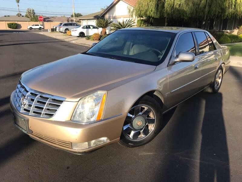 2006 Cadillac DTS for sale at SoCal Motors in Los Alamitos CA