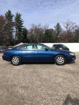 2005 Buick LaCrosse for sale at Hilltop Auto in Prescott MI