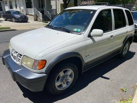 2001 Kia Sportage for sale at Michaels Used Cars Inc. in East Lansdowne PA