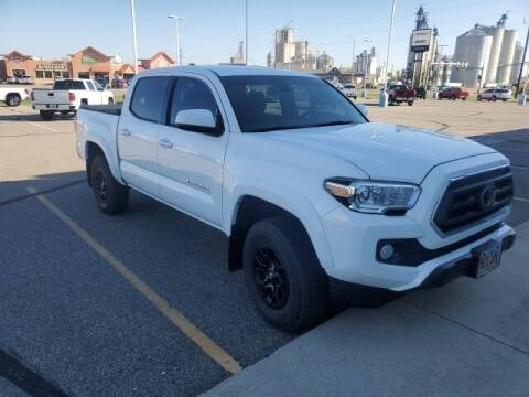 2020 Toyota Tacoma for sale at Sharp Automotive in Watertown SD