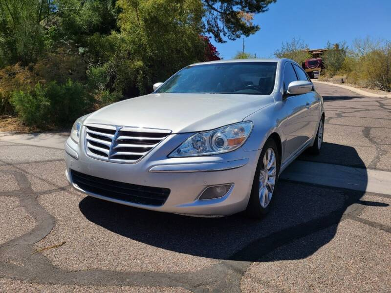2009 Hyundai Genesis for sale at BUY RIGHT AUTO SALES in Phoenix AZ