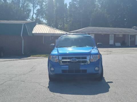 2012 Ford Escape for sale at 5 Starr Auto in Conyers GA