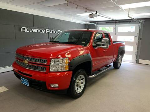 2012 Chevrolet Silverado 1500 for sale at Advance Auto Group, LLC in Chichester NH