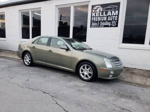 2005 Cadillac STS for sale at Kellam Premium Auto Sales & Detailing LLC in Loudon TN