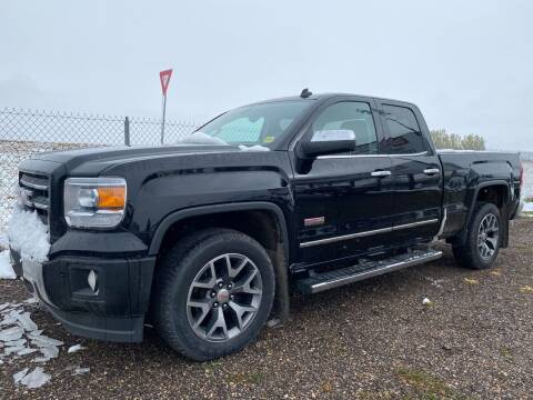 2014 GMC Sierra 1500 for sale at FAST LANE AUTOS in Spearfish SD