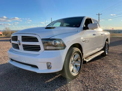 2015 RAM Ram Pickup 1500 for sale at Northern Car Brokers in Belle Fourche SD