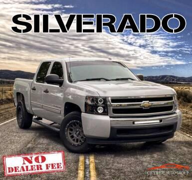 2011 Chevrolet Silverado 1500 for sale at Citywide Auto Group LLC in Pompano Beach FL