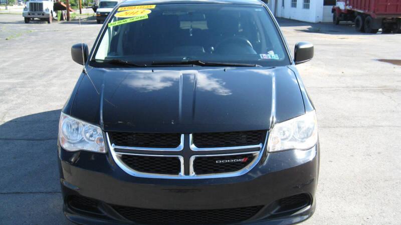 2013 Dodge Grand Caravan for sale at SHIRN'S in Williamsport PA