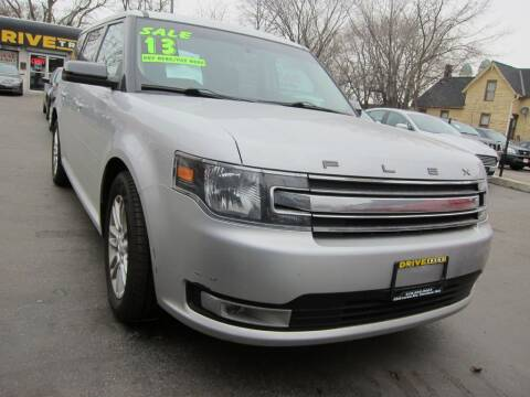 2013 Ford Flex for sale at DRIVE TREND in Cleveland OH