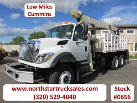 2009 International WorkStar 7600 for sale at NorthStar Truck Sales in St Cloud MN