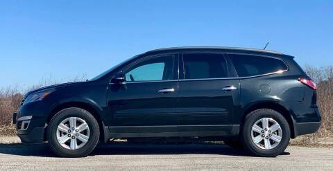 2014 Chevrolet Traverse for sale at Palmer Auto Sales in Rosenberg TX