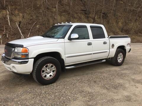2007 GMC Sierra 1500 Classic for sale at DONS AUTO CENTER in Caldwell OH