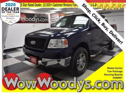 2005 Ford F-150 for sale at WOODY'S AUTOMOTIVE GROUP in Chillicothe MO