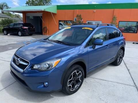 2014 Subaru XV Crosstrek for sale at Galaxy Auto Service, Inc. in Orlando FL