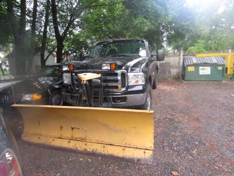2006 Ford F-250 Super Duty for sale at Heritage Truck and Auto Inc. in Londonderry NH