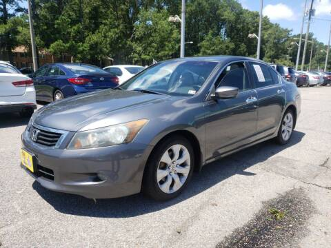 2008 Honda Accord for sale at Auto 757 in Norfolk VA
