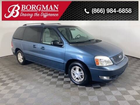 2006 Ford Freestar for sale at BORGMAN OF HOLLAND LLC in Holland MI