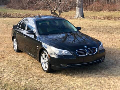 2008 BMW 5 Series for sale at Choice Motor Car in Plainville CT