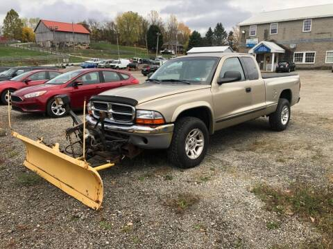 2002 Dodge Dakota for sale at G & H Automotive in Mount Pleasant PA
