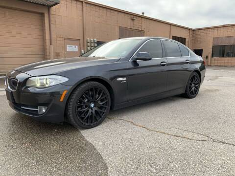 2012 BMW 5 Series for sale at Certified Auto Exchange in Indianapolis IN