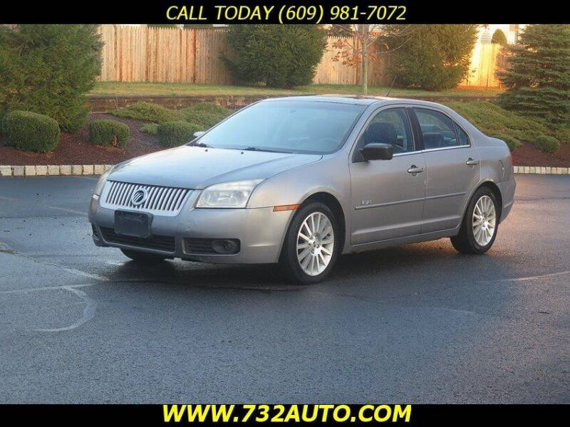 2007 Mercury Milan for sale at Absolute Auto Solutions in Hamilton NJ
