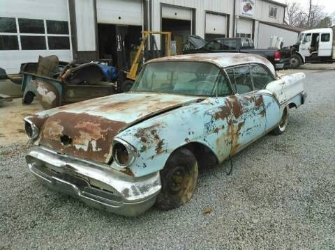 1957 Oldsmobile Super 88 for sale at Haggle Me Classics in Hobart IN