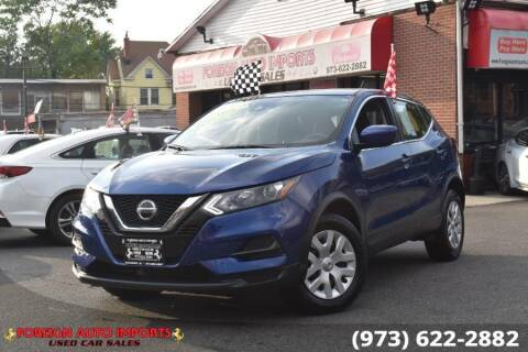 2020 Nissan Rogue Sport for sale at www.onlycarsnj.net in Irvington NJ