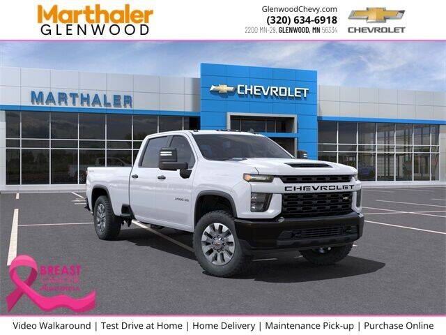2021 Chevrolet Silverado 2500HD for sale in Glenwood, MN