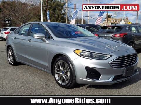 2020 Ford Fusion for sale at ANYONERIDES.COM in Kingsville MD