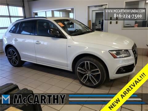 2016 Audi Q5 for sale at Mr. KC Cars - McCarthy Hyundai in Blue Springs MO