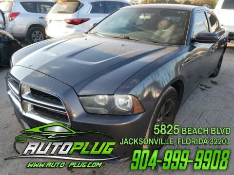 2014 Dodge Charger for sale at AUTO PLUG in Jacksonville FL