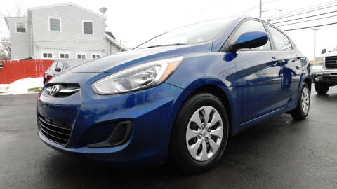 2016 Hyundai Accent for sale at Action Automotive Service LLC in Hudson NY