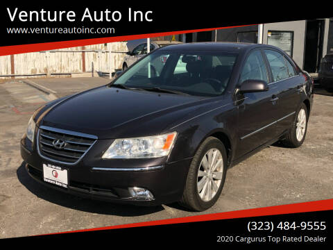 2009 Hyundai Sonata for sale at Venture Auto Inc in South Gate CA