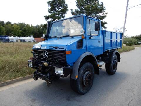 1991 Mercedes-Benz Unimog for sale at United Traders Inc. in North Little Rock AR