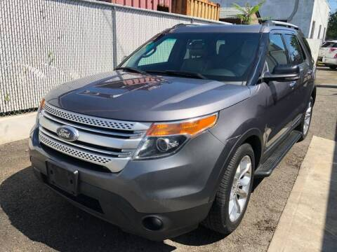 2014 Ford Explorer for sale at Jay's Automotive in Westfield NJ