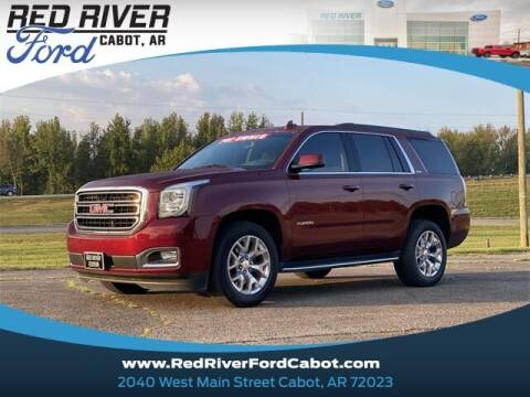 2020 GMC Yukon for sale at RED RIVER DODGE - Red River of Cabot in Cabot, AR