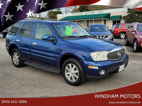 2006 Buick Rainier for sale at Windham Motors in Florence SC
