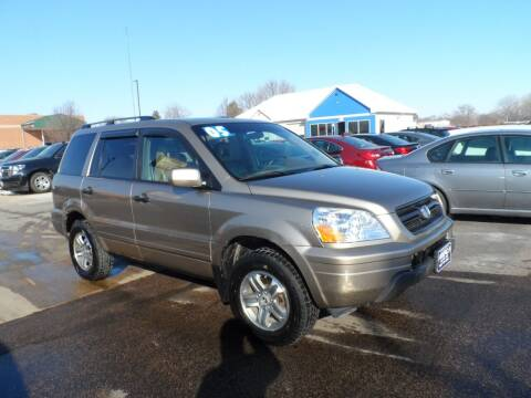 2005 Honda Pilot for sale at America Auto Inc in South Sioux City NE