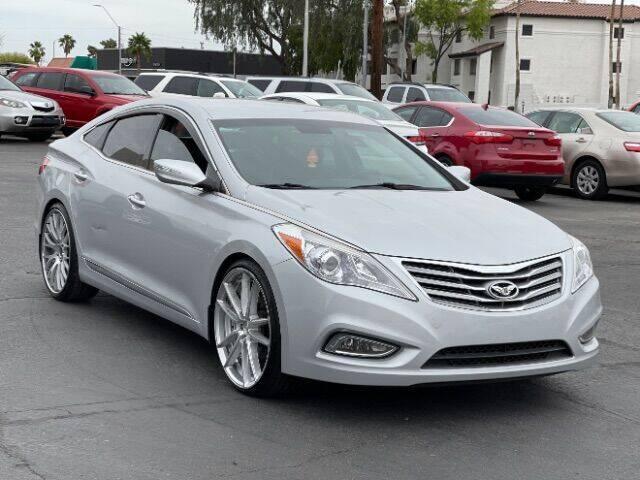 2014 Hyundai Azera for sale at Brown & Brown Wholesale in Mesa AZ