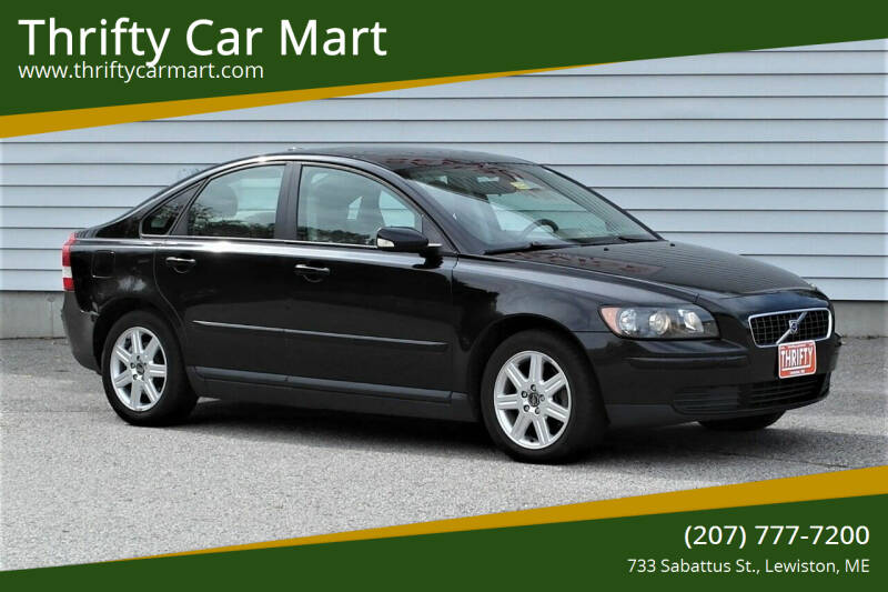 2006 Volvo S40 for sale at Thrifty Car Mart in Lewiston ME
