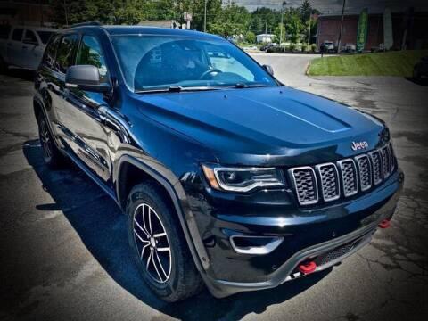 2018 Jeep Grand Cherokee for sale at Carder Motors Inc in Bridgeport WV