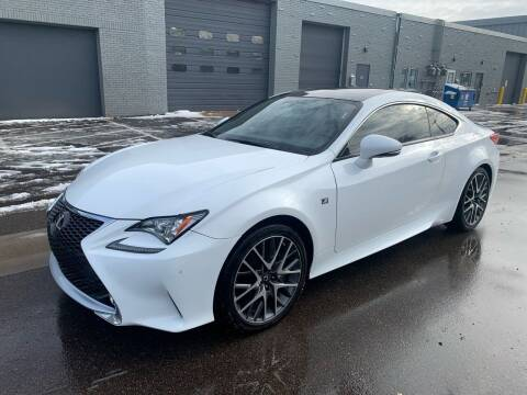 2016 Lexus RC 300 for sale at The Car Buying Center in St Louis Park MN