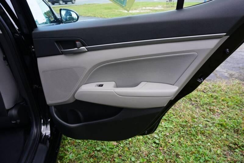 2018 Hyundai Elantra Value Edition 4dr Sedan - Middleburg FL