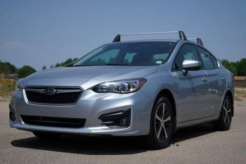 2019 Subaru Impreza for sale at COURTESY MAZDA in Longmont CO