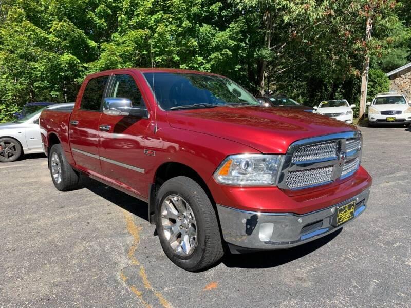 2014 RAM Ram Pickup 1500 for sale at Bladecki Auto LLC in Belmont NH