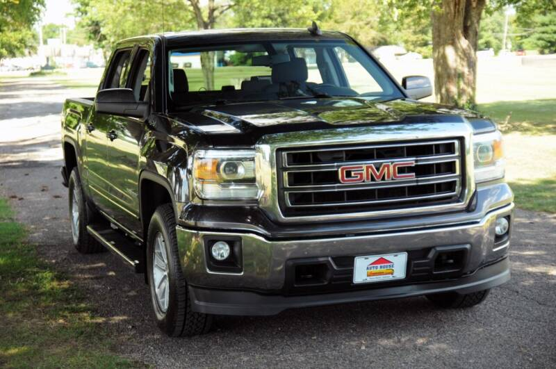 2015 GMC Sierra 1500 for sale at Auto House Superstore in Terre Haute IN