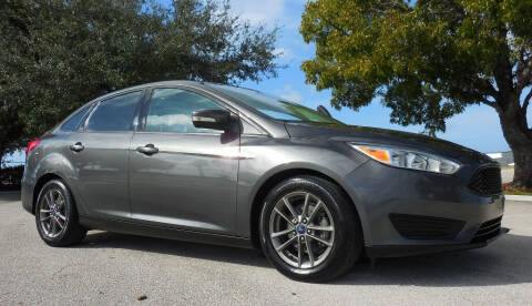 2015 Ford Focus for sale at Performance Autos of Southwest Florida in Fort Myers FL