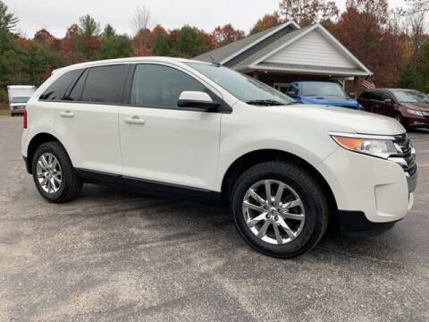 2013 Ford Edge for sale at Drivers Choice Auto & Truck in Fife Lake MI